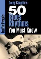 Corey Congilio – 50 Blues Rhythms You Must Know