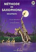 Claude Delangle – Methode De Saxophone Pour Debutants