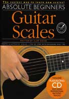 Cliff Douse – Absolute Beginners: Guitar Scales