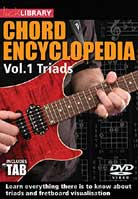 Chord Encyclopedia Volume 1 Triads