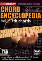 Chord Encyclopedia Volume 2 – 7th Chords