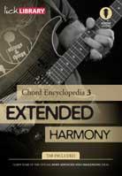 Chord Encyclopedia Volume 3 – Extended Harmony