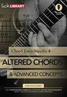 Chord Encyclopedia Volume 4 – Altered Harmony