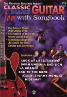 Classic Blues Guitar: Jam With Songbook