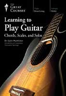 Colin McAllister – Learning to Play Guitar: Chords, Scales, and Solos