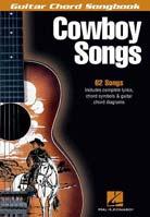 Cowboy Songs – Guitar Chord Songbook