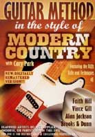 Cary Park – Guitar Method in the Style of Modern Country