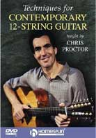 Chris Proctor – Techniques for Contemporary 12-String Guitar