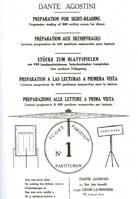 Dante Agostini – Preparation For Sight-Reading