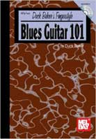 Duck Baker – Fingerstyle Blues Guitar 101