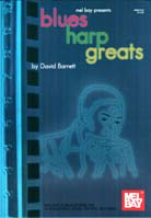 David Barrett – Blues Harp Greats