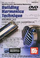 David Barrett – Building Harmonica Technique Vol. 1 – 4