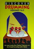Dave Bedrosian – Discover Drumming Volume 1 & 2
