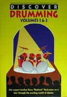"Dave ""Bedrock"" Bedrosian – Discover Drumming Vol. 1 & 2"