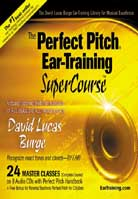 David Burge – Perfect Pitch Ear Training SuperCourse