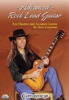 Dave Celentano – Advanced Rock Lead Guitar