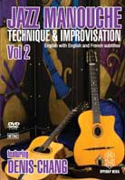 Denis Chang – Jazz Manouche: Technique & Improvisation Vol. 2