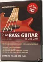 Dave Dixon – Play Bass Guitar in One Day