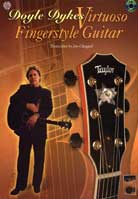 Doyle Dykes – Virtuoso Fingerstyle Guitar