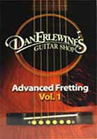 Dan Erlewine – Advanced Fretting Volume 1