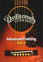 Dan Erlewine – Advanced Fretting Volume 2