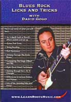 David Gogo – Blues Rock Licks and Tricks