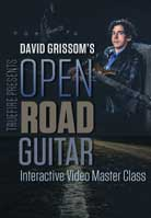 David Grissom – Open Road Guitar