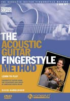 David Hamburger – The Acoustic Guitar Fingerstyle Method