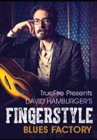 David Hamburger – Fingerstyle Blues Factory