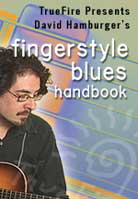 David Hamburger – Fingerstyle Blues Handbook 1