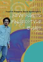 David Hamburger – New School Fingerstyle Blues