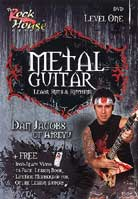 Dan Jacobs – Metal Guitar: Leads, Runs And Rhythms Level 1
