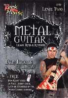 Dan Jacobs – Metal Guitar: Leads, Runs And Rhythms Level 2