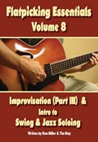 Dan Miller – Flatpicking Essentials Volume 8