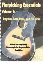 Dan Miller – Flatpicking Essentials Volume 1