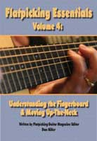 Dan Miller – Flatpicking Essentials Volume 4