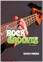Danny Morris – Essential Rockin Grooves for Bass