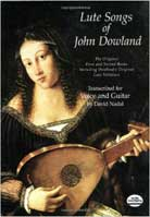 David Nadal – Lute Songs of John Dowland