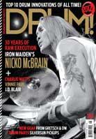 DRUM! August 2012 (#194)