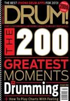 DRUM! February 2013 (#200)