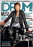 DRUM magazine March 2013