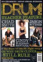 DRUM! August 2013 (#206)