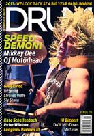 Drum magazine January 2014