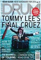 DRUM magazine August 2014
