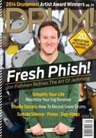 DRUM magazine September 2014