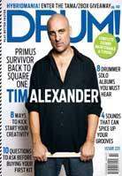 DRUM magazine November 2014