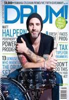 DRUM magazine February 2015