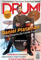 DRUM magazine March 2015