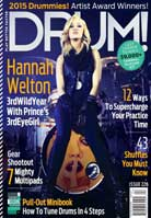 DRUM magazine April 2015