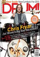 DRUM magazine June 2015